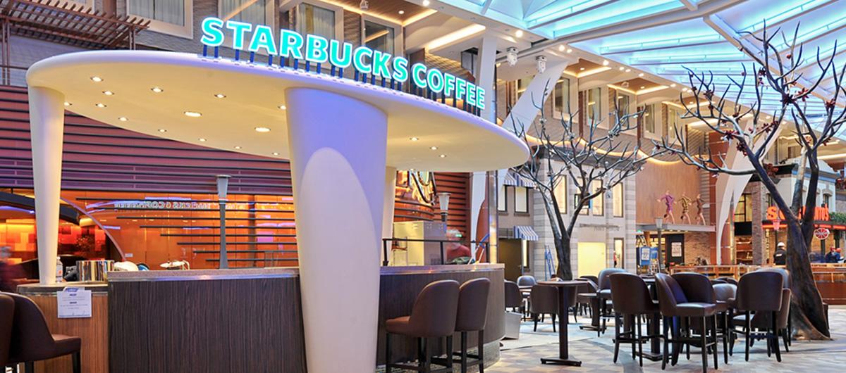 1st Starbucks